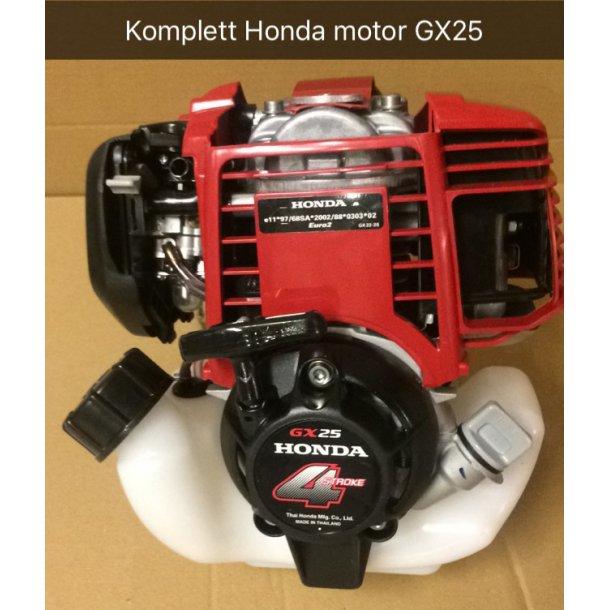 Komplett Honda motor GX25
